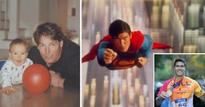 Christopher Reeve son