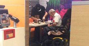 mcdonalds act of kindness