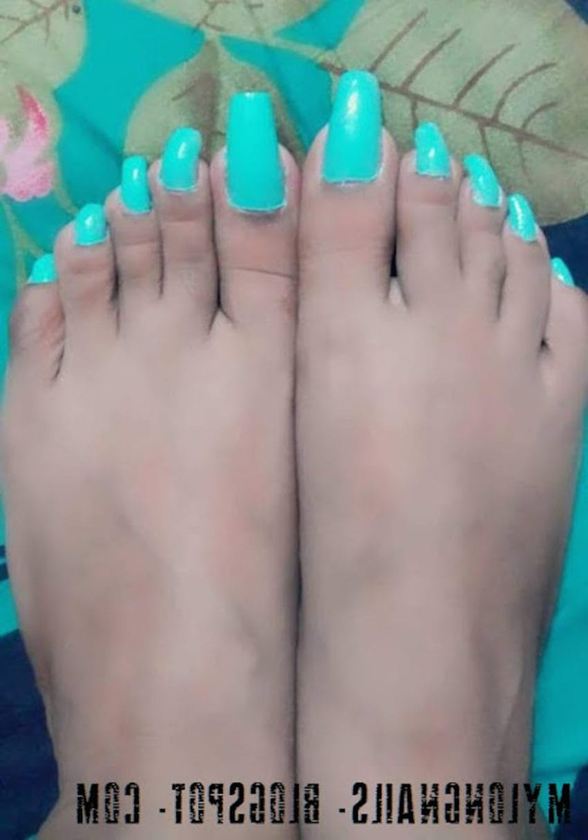 long toenails