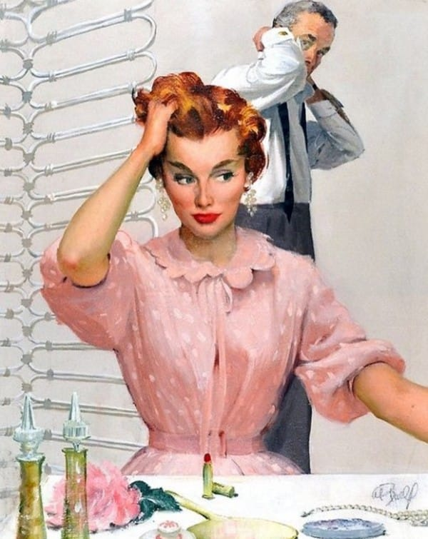 1950s good housewife guide