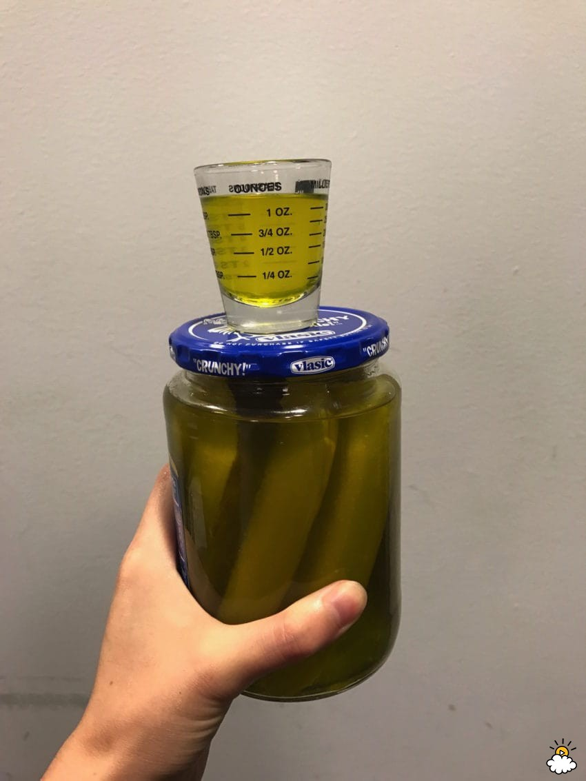 benefits of pickle juice