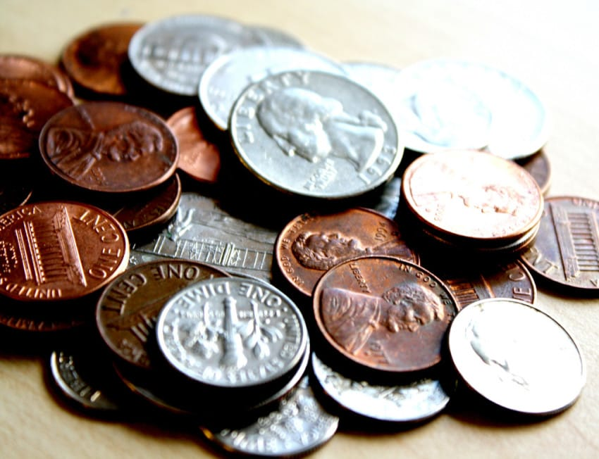 dimes worth millions