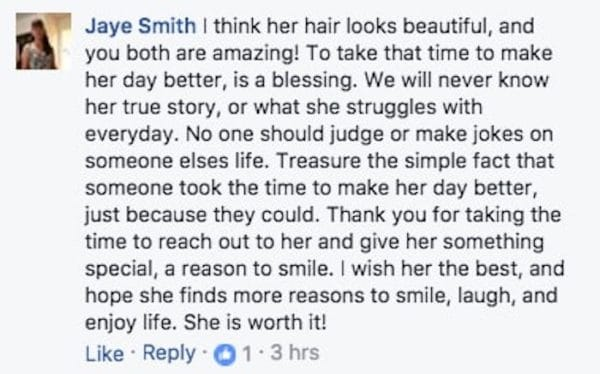 hayley olsson hair transformation