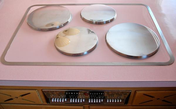 original 1950s kitchen