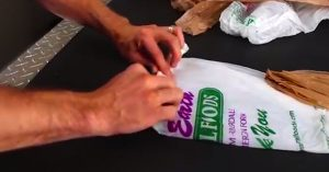 plastic bag life hacks