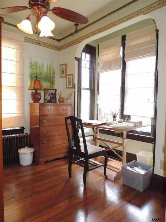 restored queen anne house