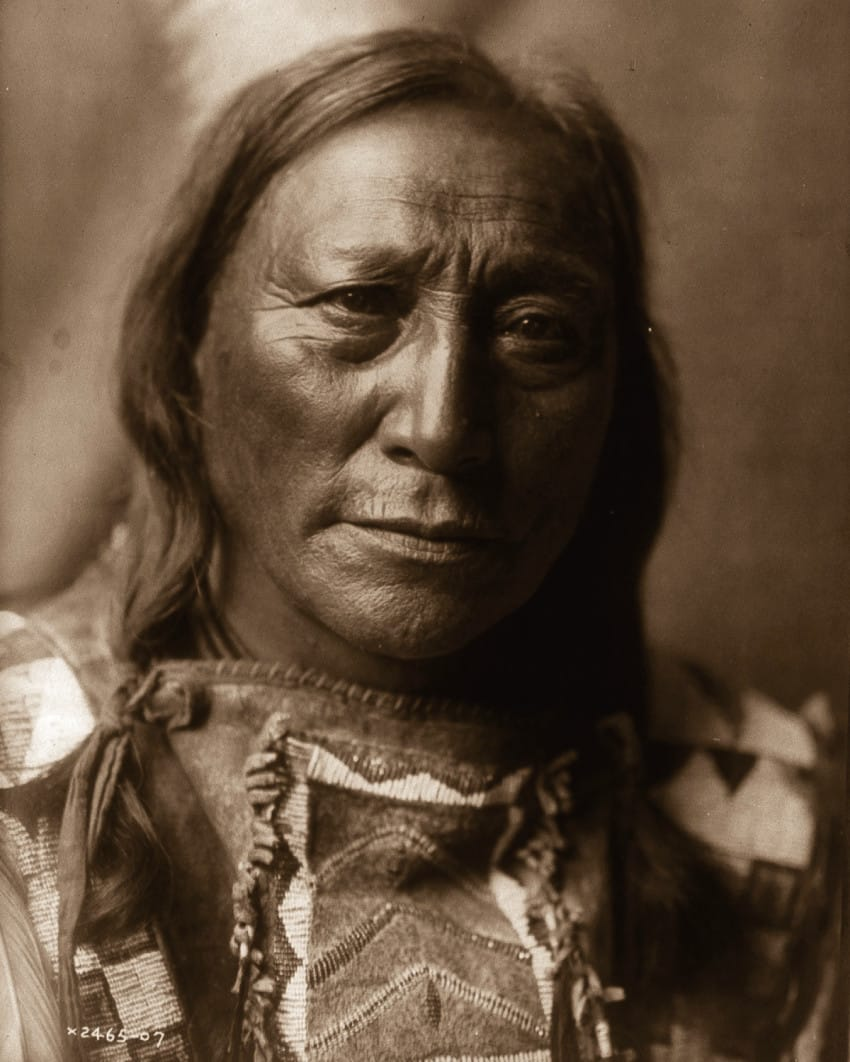 edward curtis native americans