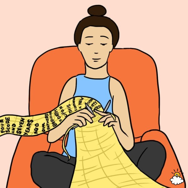 how knitting boosts your health