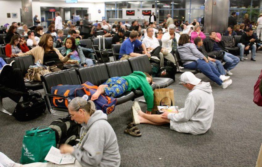 molly airport facebook photo