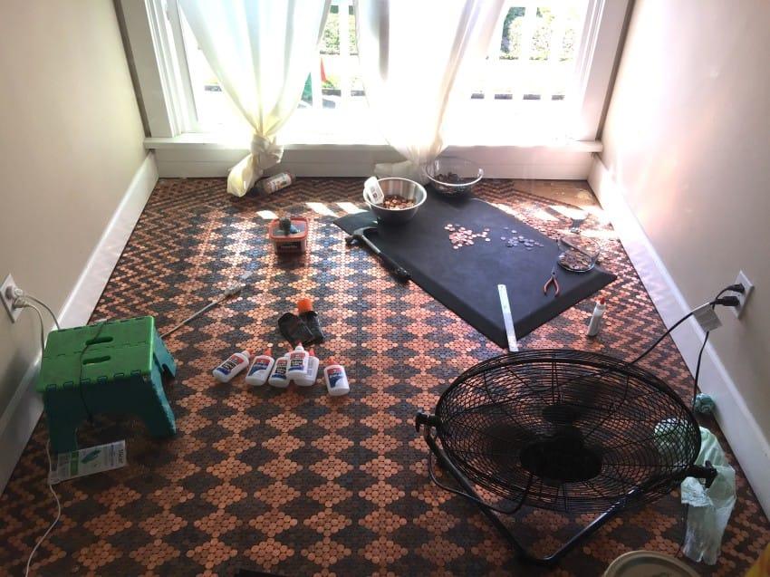 penny floor parquet