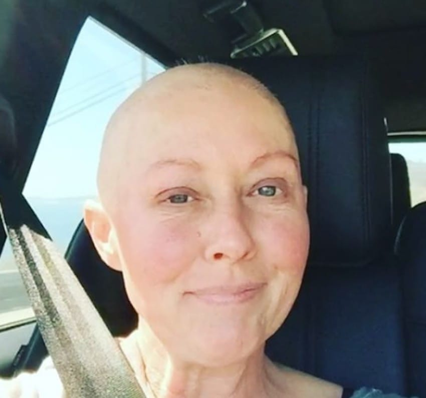 shannen doherty honest chemo day