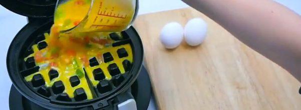 waffle iron hacks