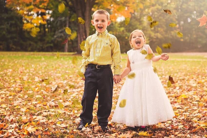 child wedding open heart surgery