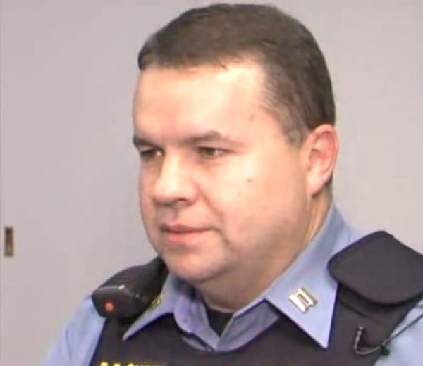 napkin cop