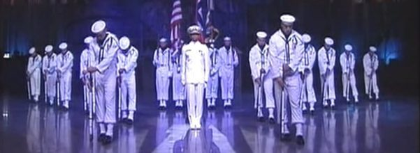 us navy presidential