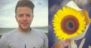 sunflower challenge danny wakefield
