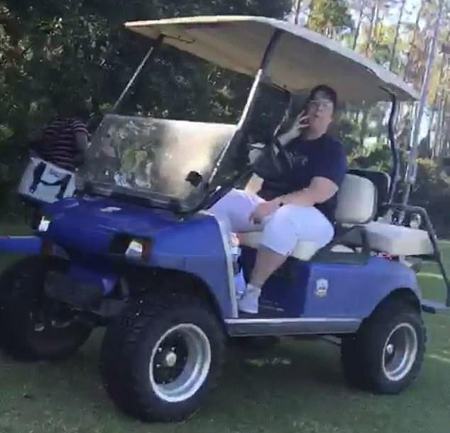 golf cart Gai