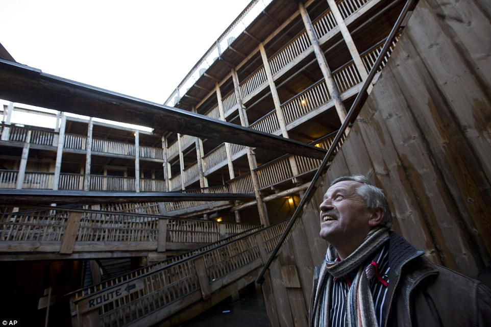 Huibers' Ark to sail to Israel