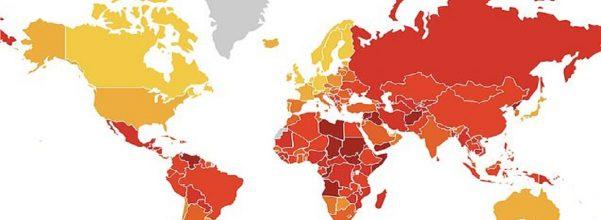 Somalia world's corrupt country