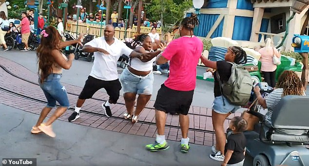 disneyland family fight faces charges 2