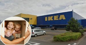 ikea hide and seek